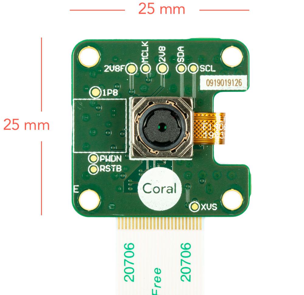 Camera datasheet | Coral