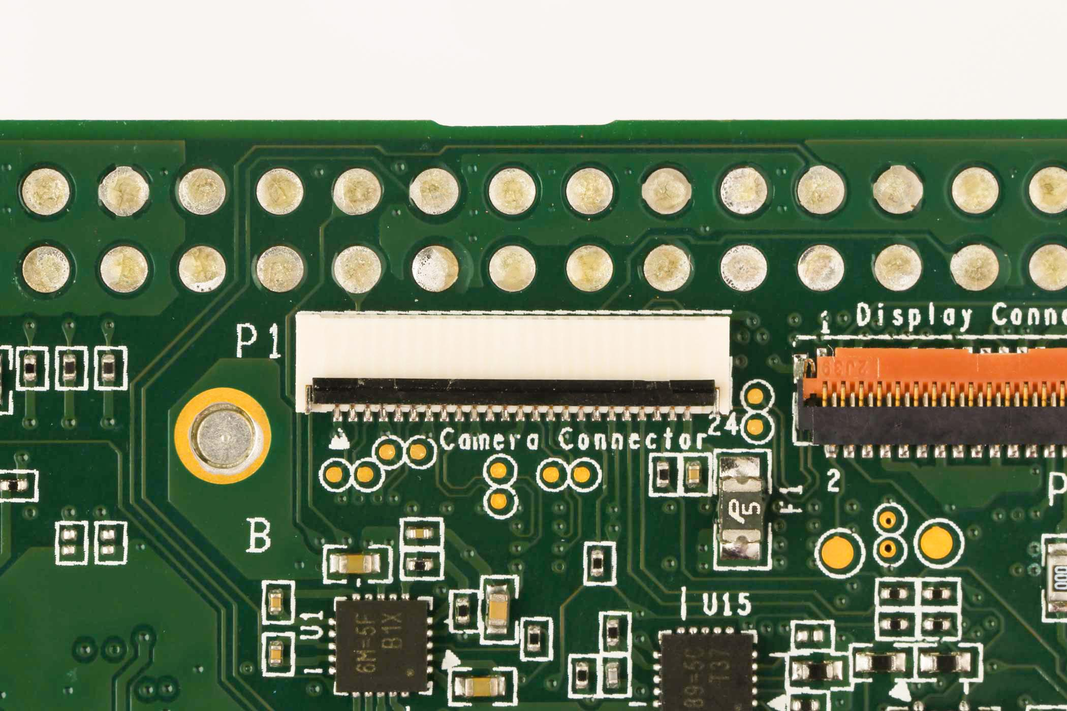 Connect a camera to the Dev Board | Coral
